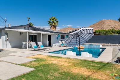 Cathedral City Single Family Home For Sale: 39176 Patricia Circle