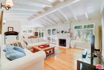 Valley Village Single Family Home For Sale: 4945 Alcove Avenue