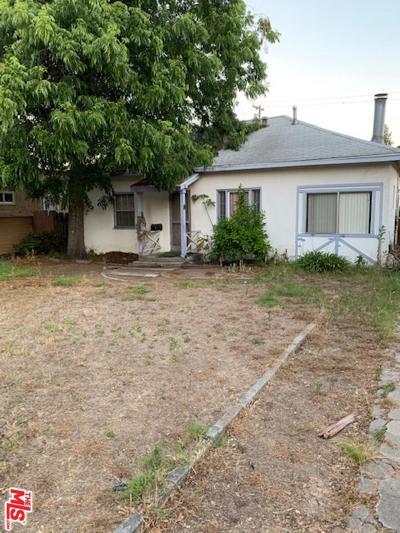 Pasadena Single Family Home For Sale: 3768 Elma Road