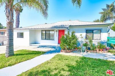 Arleta Single Family Home Active Under Contract: 9623 Lev Avenue