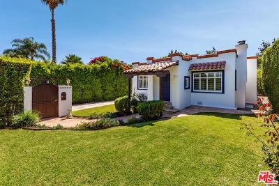 Los Angeles Single Family Home For Sale: 937 North Crescent Heights Boulevard