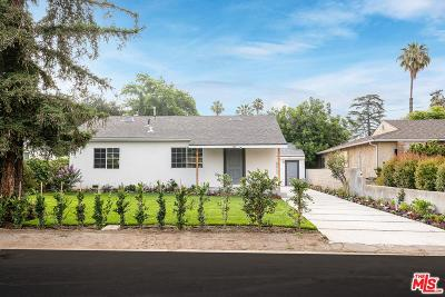 Sherman Oaks Single Family Home For Sale: 5834 Cedros Avenue