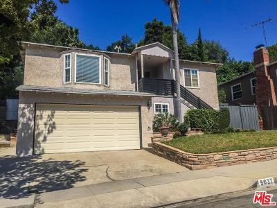 Single Family Home For Sale: 5637 Heatherdale Drive