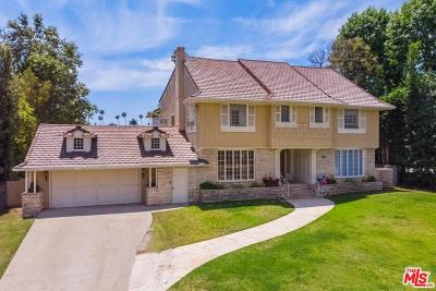 Beverly Hills Single Family Home For Sale: 619 North Canon Drive