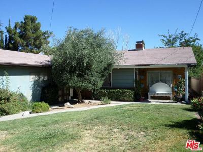 Quartz Hill Single Family Home For Sale: 5143 West Avenue L12