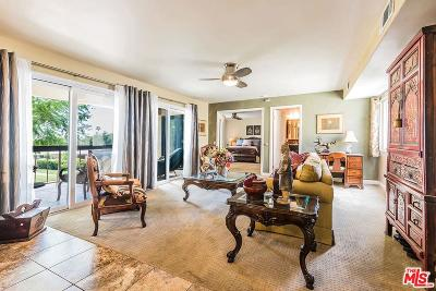 Palm Springs Condo/Townhouse For Sale: 1725 North Via Miraleste #2125