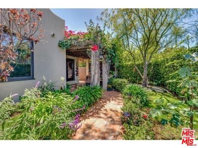 Los Angeles Single Family Home For Sale: 750 North Curson Avenue