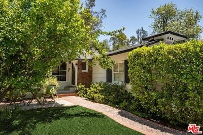 Woodland Hills Single Family Home For Sale: 5046 Alhama Drive