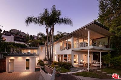 Los Angeles Single Family Home For Sale: 8713 Sunset Plaza Terrace