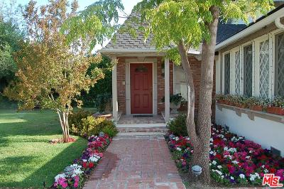 Tarzana Single Family Home For Sale: 6124 Corbin Avenue