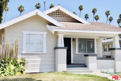 Los Angeles CA Single Family Home For Sale: $565,000