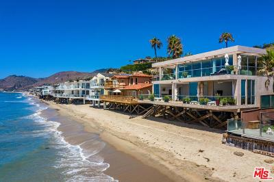 Malibu Single Family Home For Sale: 25102 Malibu Road