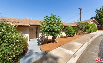 Culver City Single Family Home For Sale: 5950 Blairstone Drive