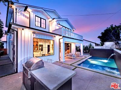 Los Angeles CA Single Family Home For Sale: $2,890,000
