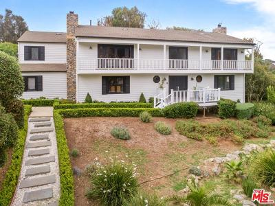 Malibu Single Family Home For Sale: 30362 Morning View Drive