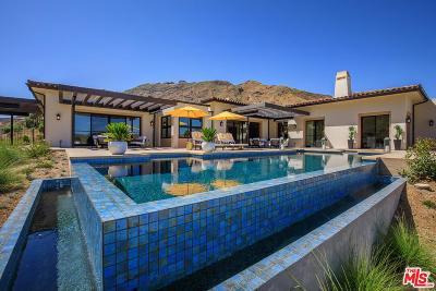 Agoura Hills Single Family Home For Sale: 29412 Malibu View Court