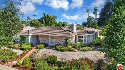 Altadena Single Family Home Active Under Contract: 2370 Glen Canyon Road