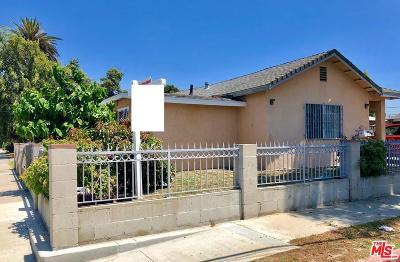 Long Beach Single Family Home For Sale: 2050 West Cameron Street