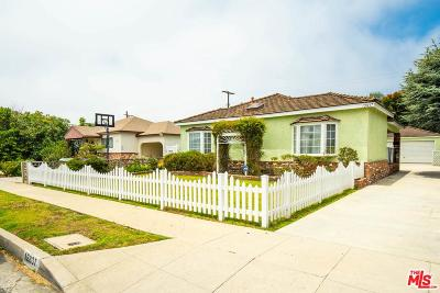 Los Angeles Single Family Home For Sale: 12837 Rubens Avenue