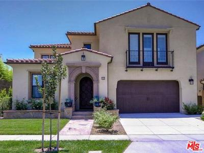 Irvine Single Family Home Active Under Contract: 48 Clocktower