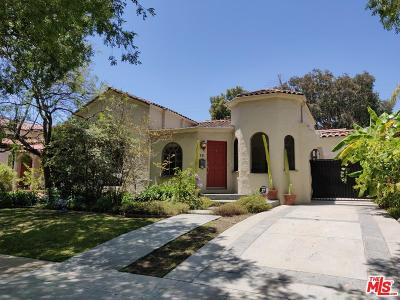 Beverly Hills Rental For Rent: 221 South Almont Drive