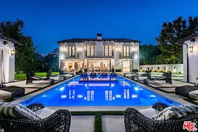 Hancock Park-Wilshire (C18) Single Family Home For Sale: 344 South Rimpau