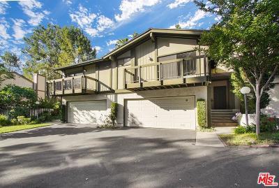 Sun Valley Condo/Townhouse For Sale: 10831 Roycroft Street #9