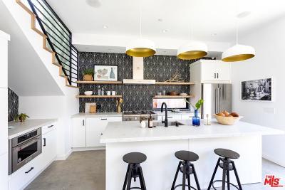 Los Angeles Single Family Home For Sale: 1834 Walgrove Avenue