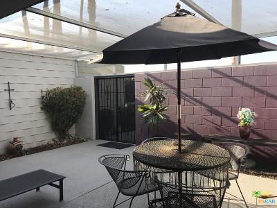 Palm Springs CA Condo/Townhouse For Sale: $379,900