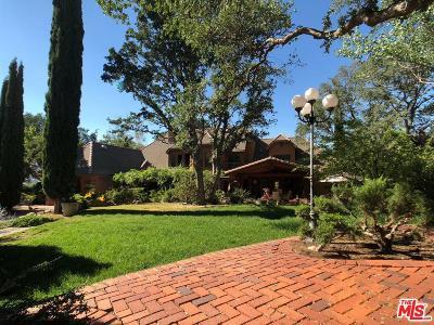 Tehachapi Single Family Home For Sale: 20950 Oak Glen Ave