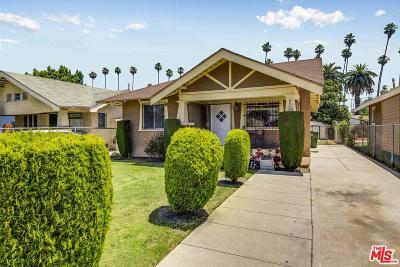 Single Family Home Active Under Contract: 5036 Arlington Avenue