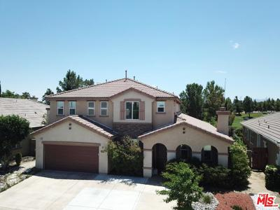 Palmdale Single Family Home For Sale: 3030 Tournament Drive