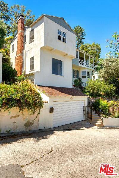 Single Family Home For Sale: 6217 Scenic Avenue
