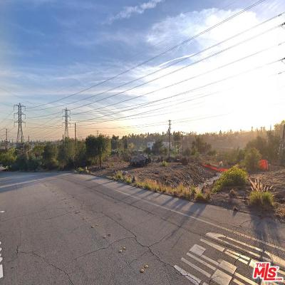 Pasadena Residential Lots & Land For Sale: 2810 Eaton Canyon Drive