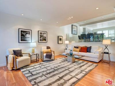 Marina Del Rey Condo/Townhouse Sold: 13035 Mindanao Way #8