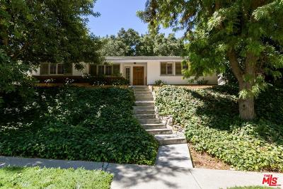 Encino Single Family Home For Sale: 4053 Hayvenhurst Drive