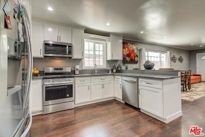 Los Angeles Single Family Home For Sale: 2419 West 30th Street