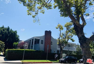 Beverly Hills Rental For Rent: 402 South Canon Drive #A