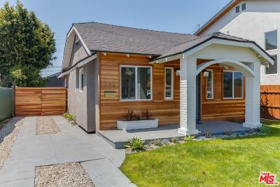 Inglewood Single Family Home Active Under Contract: 924 East Fairview