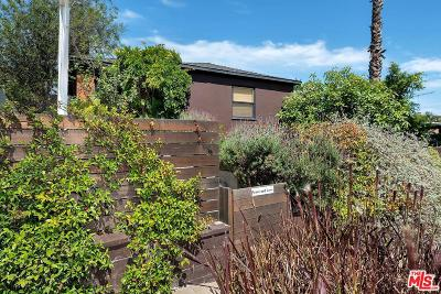 Los Angeles Single Family Home Active Under Contract: 3462 Beethoven Street