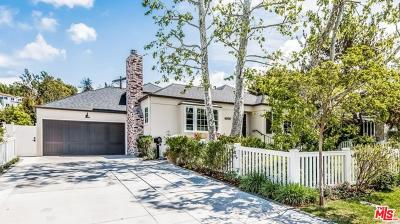 Studio City Single Family Home For Sale: 4000 Goodland Place