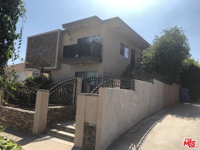 Residential Income For Sale: 1435 South Mansfield Avenue
