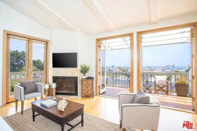 Santa Monica Condo/Townhouse Active Under Contract: 320 Pacific Street #8