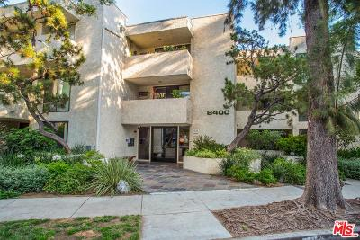 West Hollywood Condo/Townhouse Active Under Contract: 8400 De Longpre Avenue #403