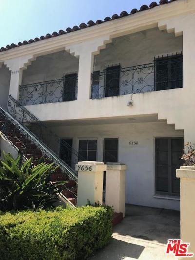 Beverly Hills Rental For Rent: 9654 West Olympic