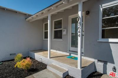 Los Angeles Single Family Home For Sale: 3644 Greenwood Avenue