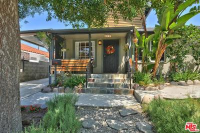 Culver City Single Family Home For Sale: 10747 Kelmore Street