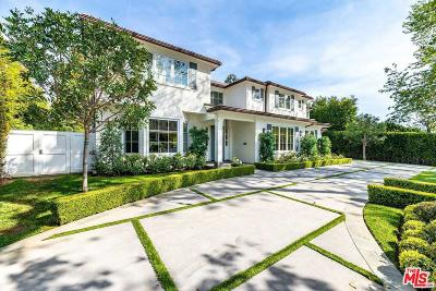 Pacific Palisades Single Family Home For Sale: 1166 Corsica Drive