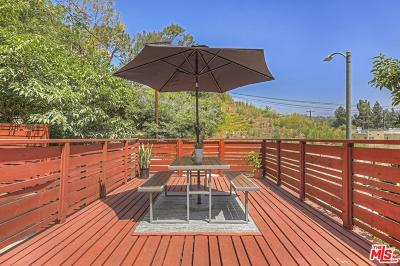 Los Angeles Single Family Home For Sale: 3960 Roderick Road