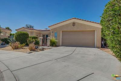 Palm Desert Single Family Home Active Under Contract: 74144 Chinook Circle